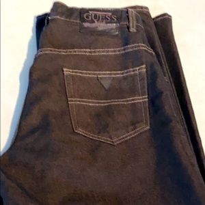 Men's Guess Jeans / Urban Fit size 31/32 Black